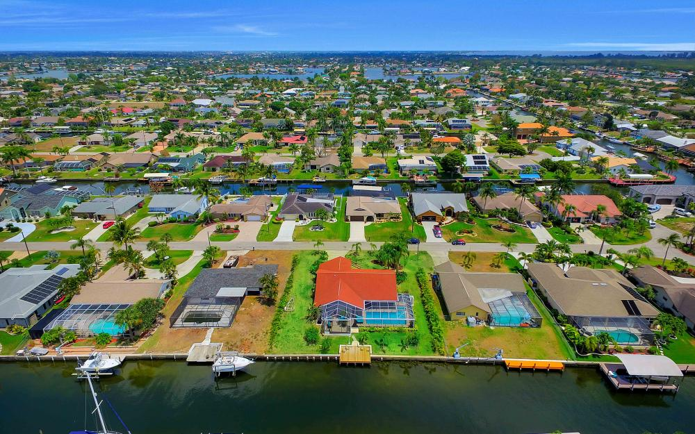 5324 SW 11th Ave, Cape Coral - Vacation Rental 871257870