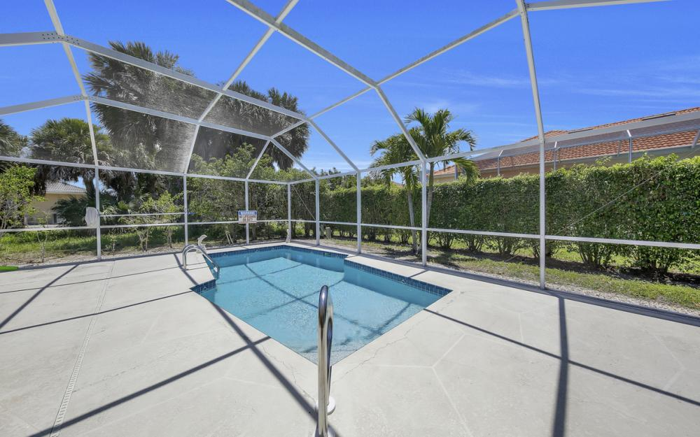 186 Beachcomber St - Vacation Rental Marco Island 136665791