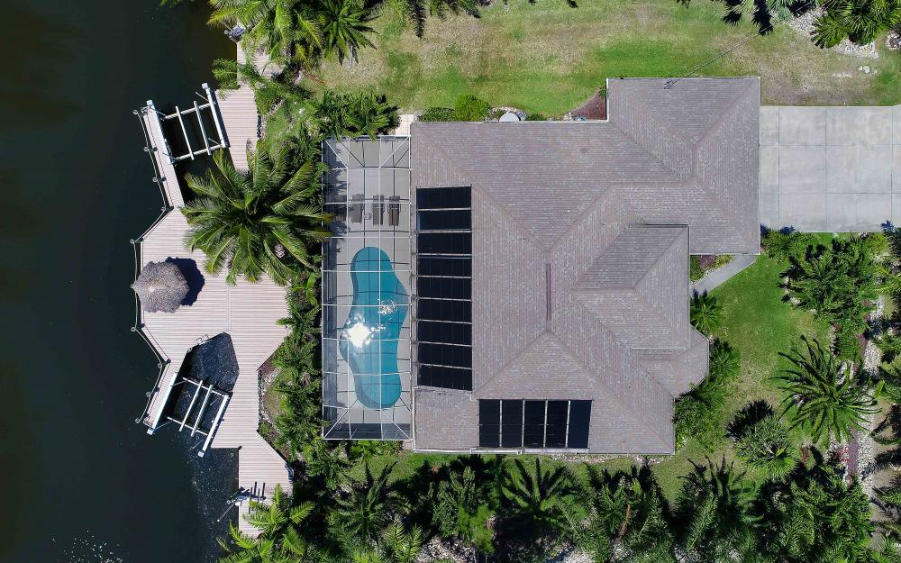1638 NW 38th Pl, Cape Coral - Vacation Rental 559020750