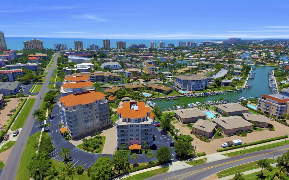 1141 Swallow Ave #402, Marco Island - Condo For Sale 1131211631