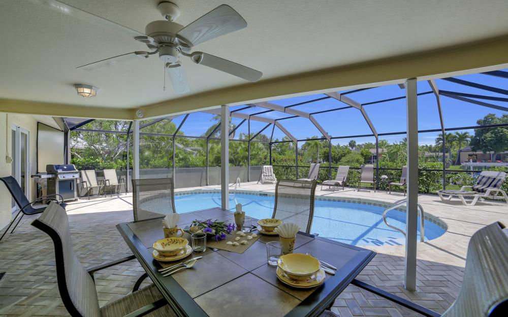 1444 Willshire Ct, Cape Coral - Vacation Rental 2048807687