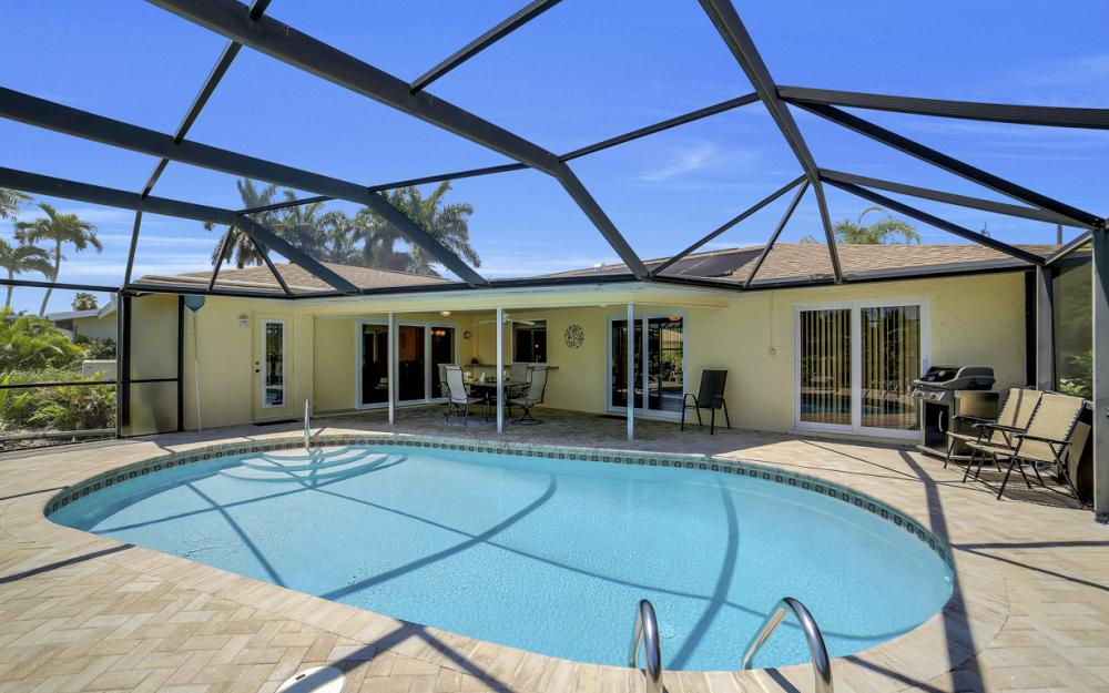 1444 Willshire Ct, Cape Coral - Vacation Rental 2076592839