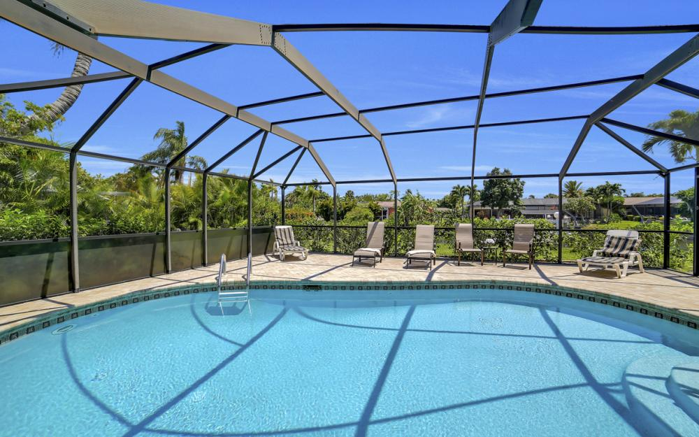 1444 Willshire Ct, Cape Coral - Vacation Rental 912845041