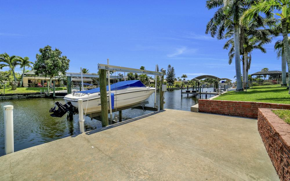 1444 Willshire Ct, Cape Coral - Vacation Rental 541307843