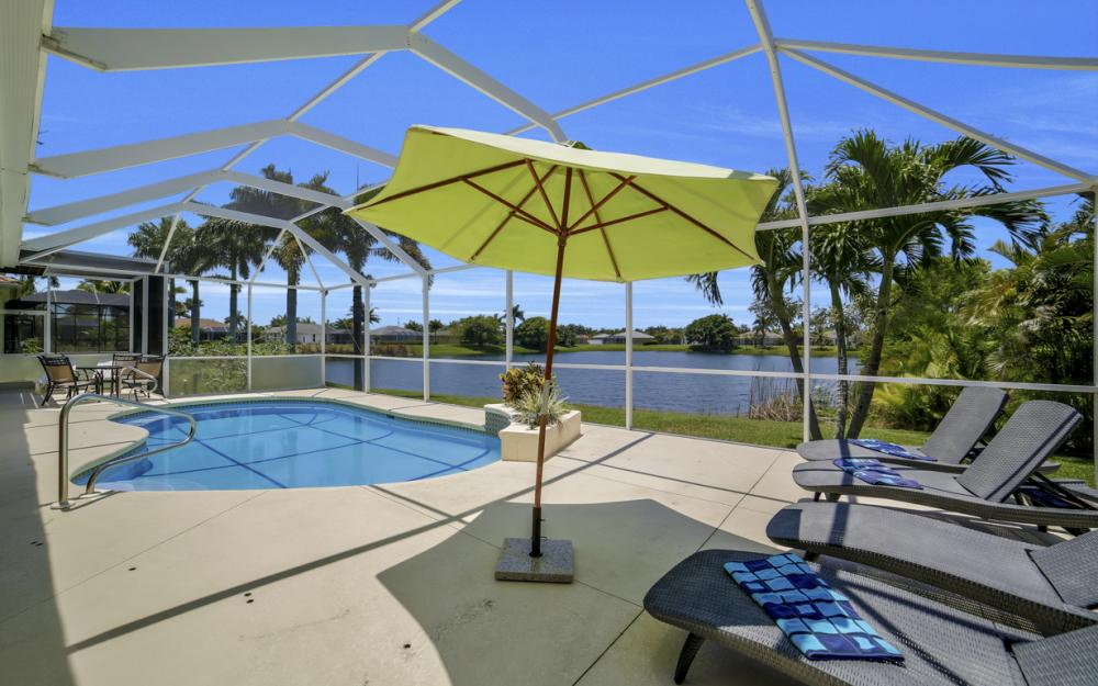 5408 SW 26th Ct, Cape Coral - Vacation Rental 2031910380