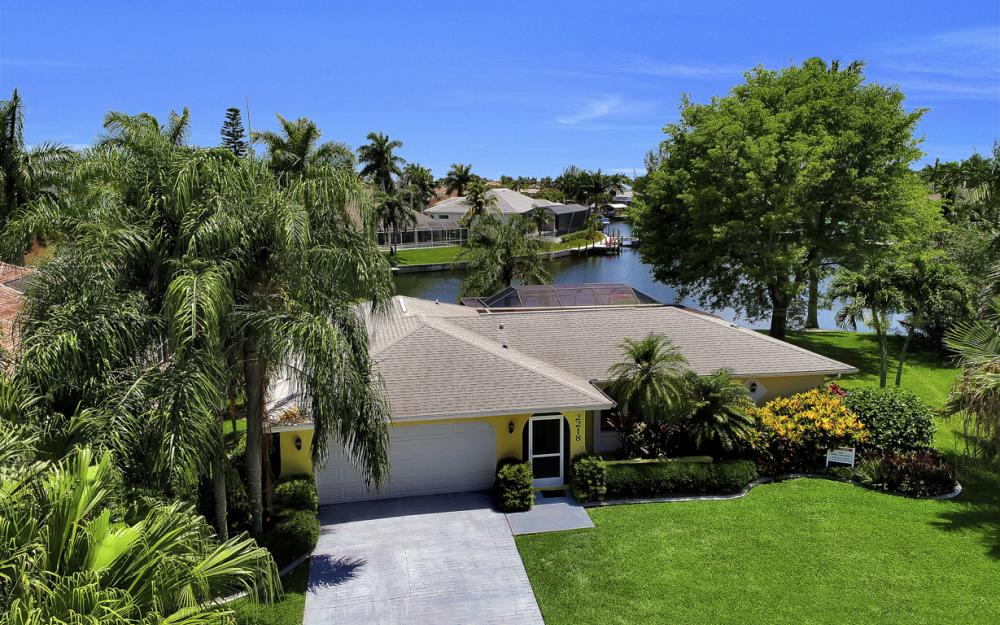 2218 SW 52nd Ln, Cape Coral - House For Rent 888608424