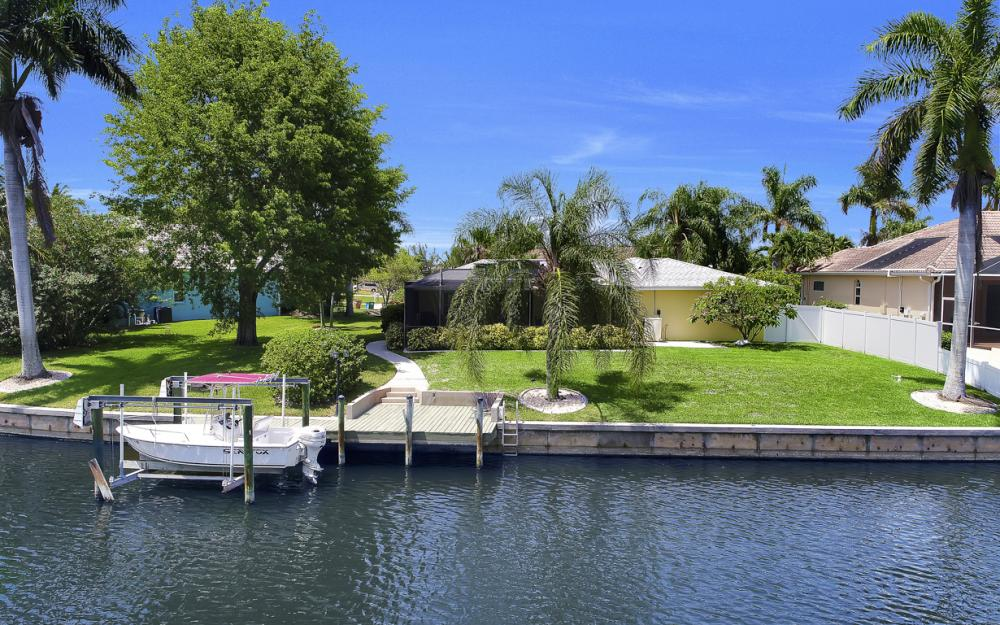 2218 SW 52nd Ln, Cape Coral - House For Rent 905392854
