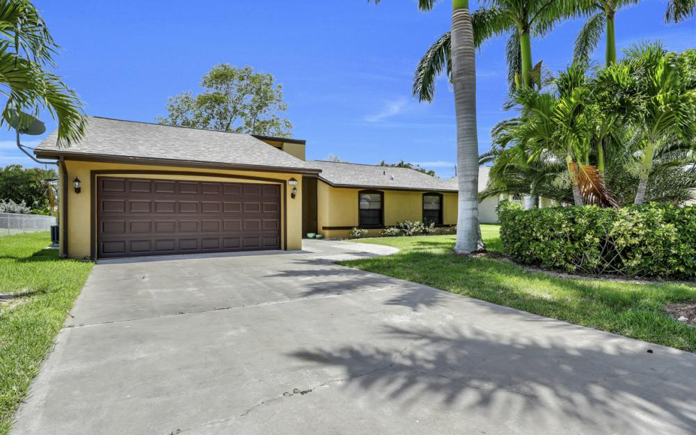 1514 SW 52nd Ter, Cape Coral - Vacation Rental 590614137