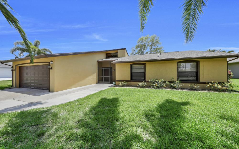 1514 SW 52nd Ter, Cape Coral - Vacation Rental 182556437