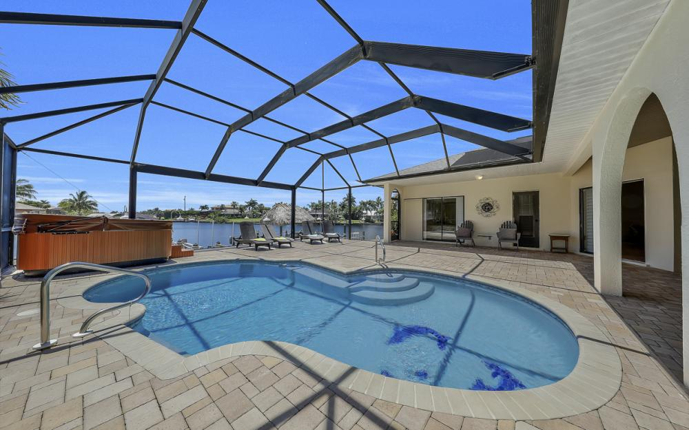 5116 SW 20th Ave, Cape Coral - Vacation Rental 423773067
