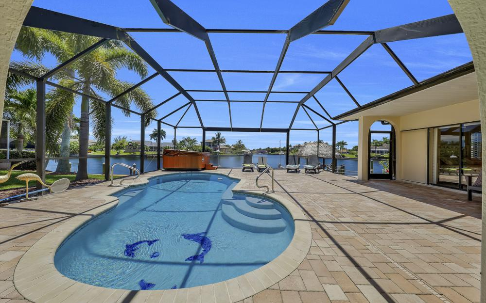 5116 SW 20th Ave, Cape Coral - Vacation Rental 17190704