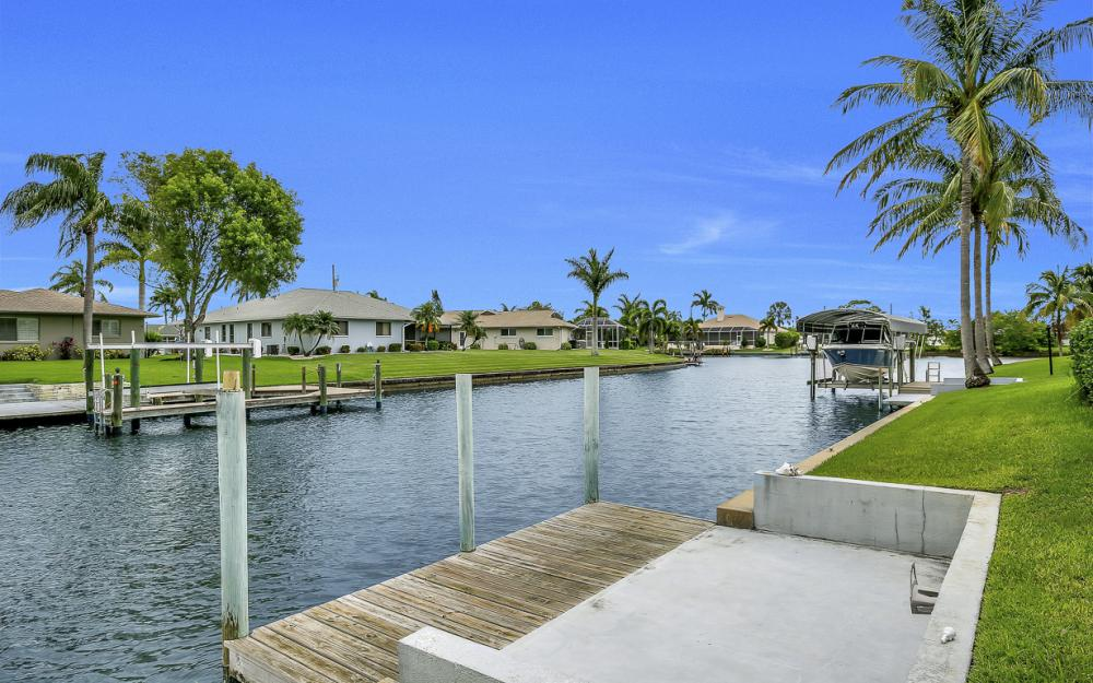 209 SW 45th Ter, Cape Coral - Gulf Access Home For Sale 1896972028