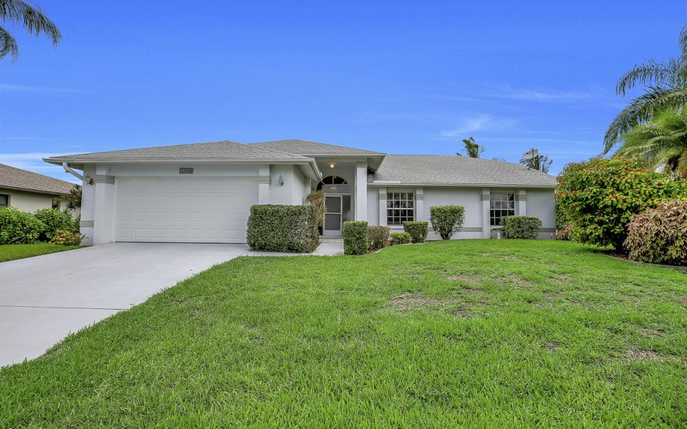 209 SW 45th Ter, Cape Coral - Gulf Access Home For Sale 58535904