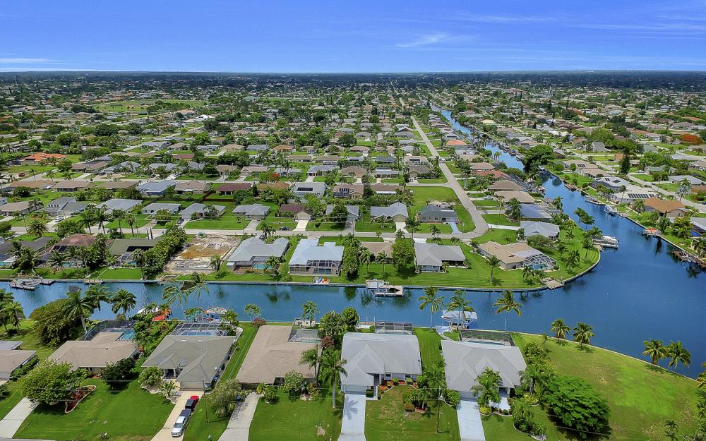 209 SW 45th Ter, Cape Coral - Gulf Access Home For Sale 1470133993