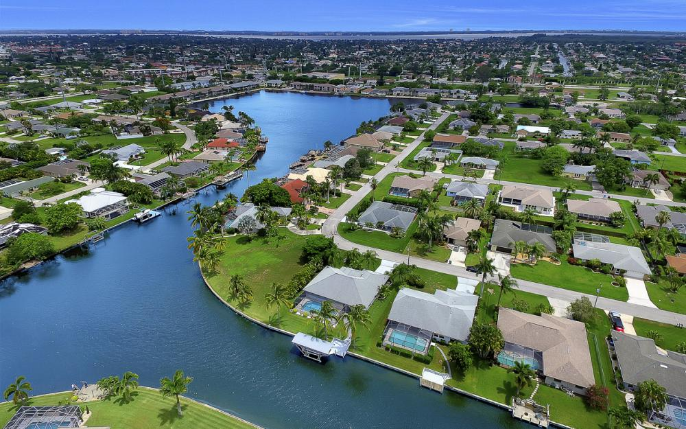 209 SW 45th Ter, Cape Coral - Gulf Access Home For Sale 55119186