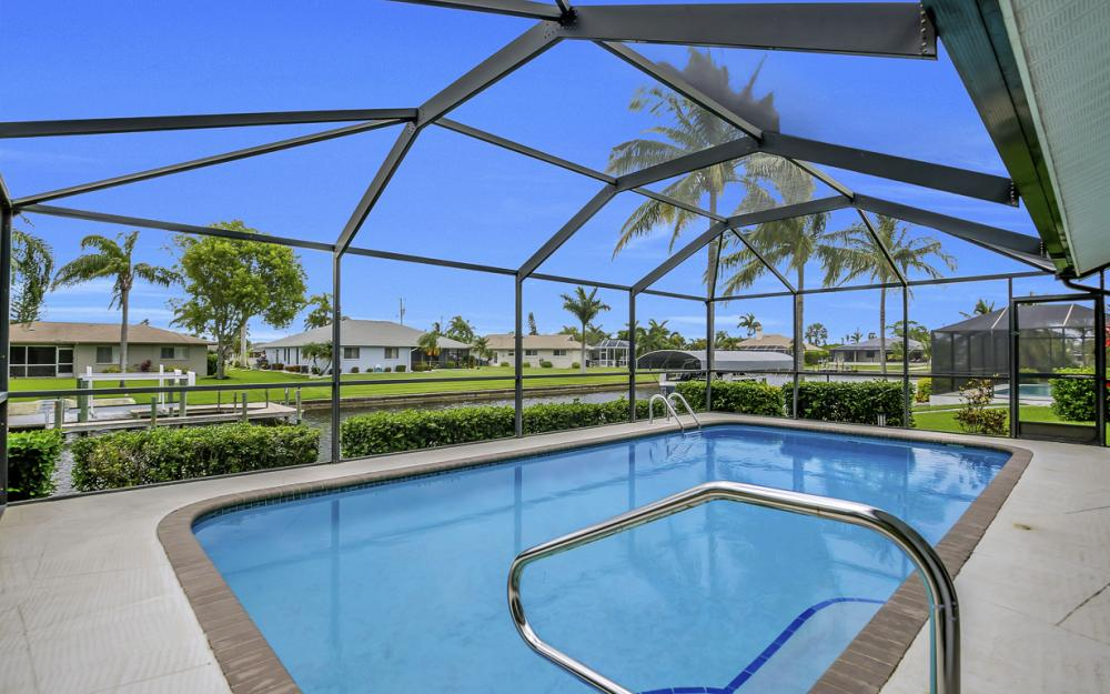 209 SW 45th Ter, Cape Coral - Gulf Access Home For Sale 1076583863