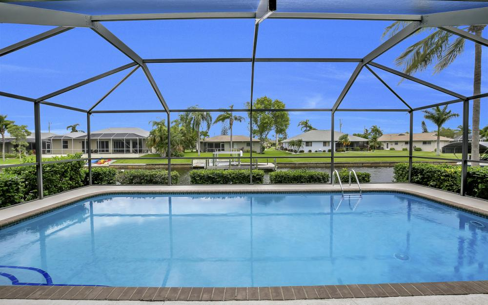 209 SW 45th Ter, Cape Coral - Gulf Access Home For Sale 898741035