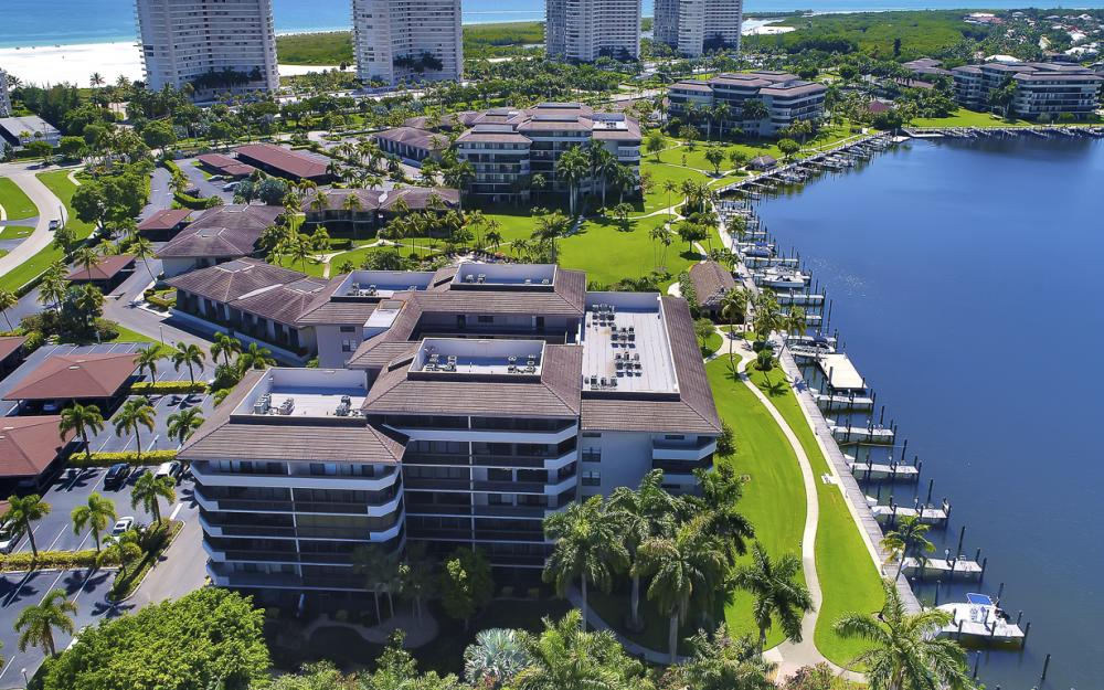 693 Seaview Ct #A-409, Marco Island - Condo For Sale 300112268