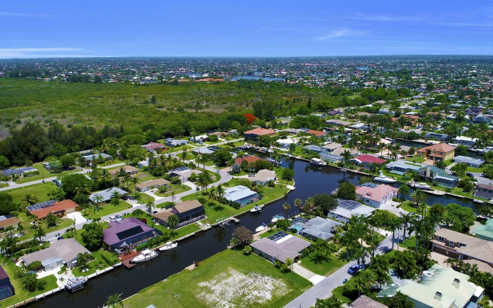 5820 SW 1st Ave, Cape Coral - Lot For Sale 931653543