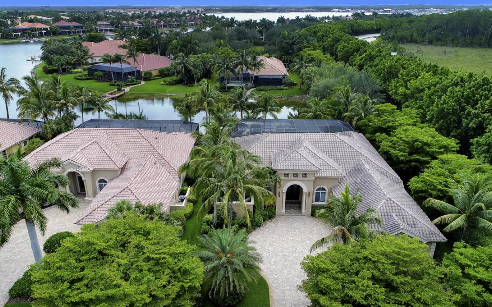 18361 Vicenza Way, Miromar Lakes - Luxury Home For Sale 441482210