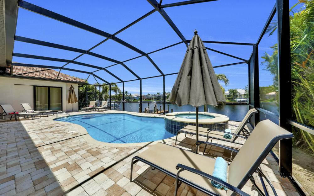5231 SW 28th Pl, Cape Coral - Luxury Home For Sale 314440964