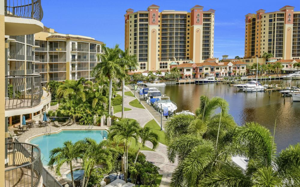 5702 Cape Harbour Dr #301, Cape Coral - Condo For Sale 568726740