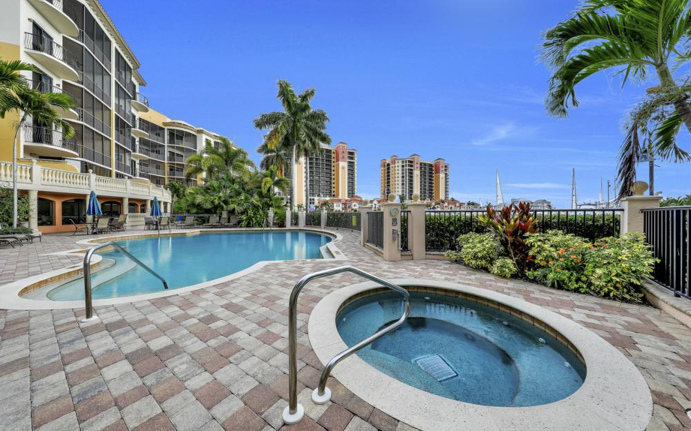 5702 Cape Harbour Dr #402, Cape Coral - Condo For Sale 1216692043