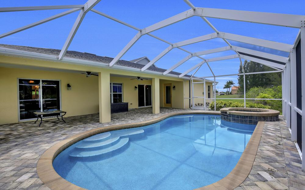 2847 NW 46th Pl, Cape Coral - Home For Sale 2020862580