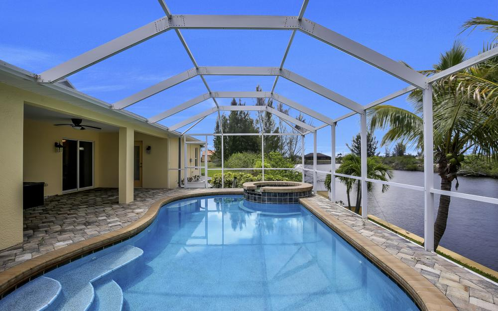 2847 NW 46th Pl, Cape Coral - Home For Sale 5964489