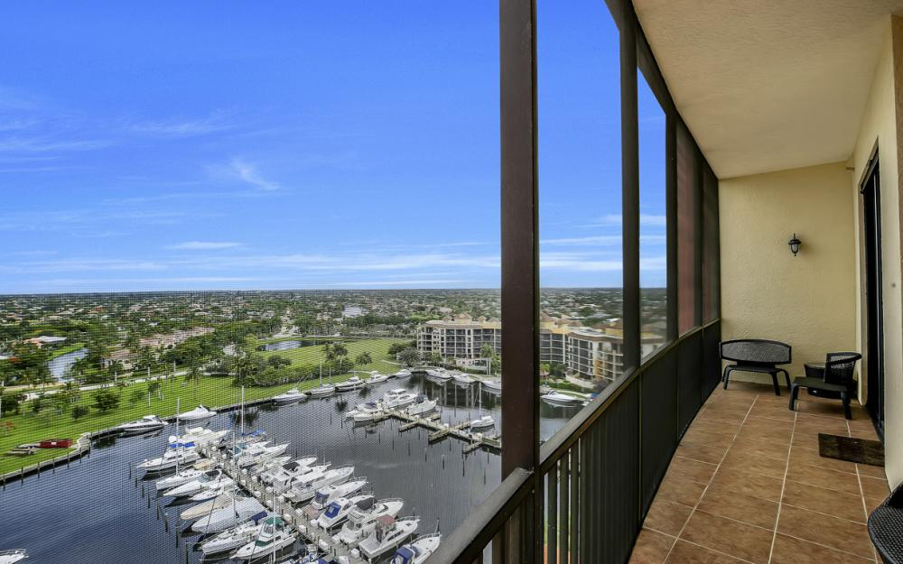 5781 Cape Harbour Dr #1406, Cape Coral - Condo For Sale 365473577