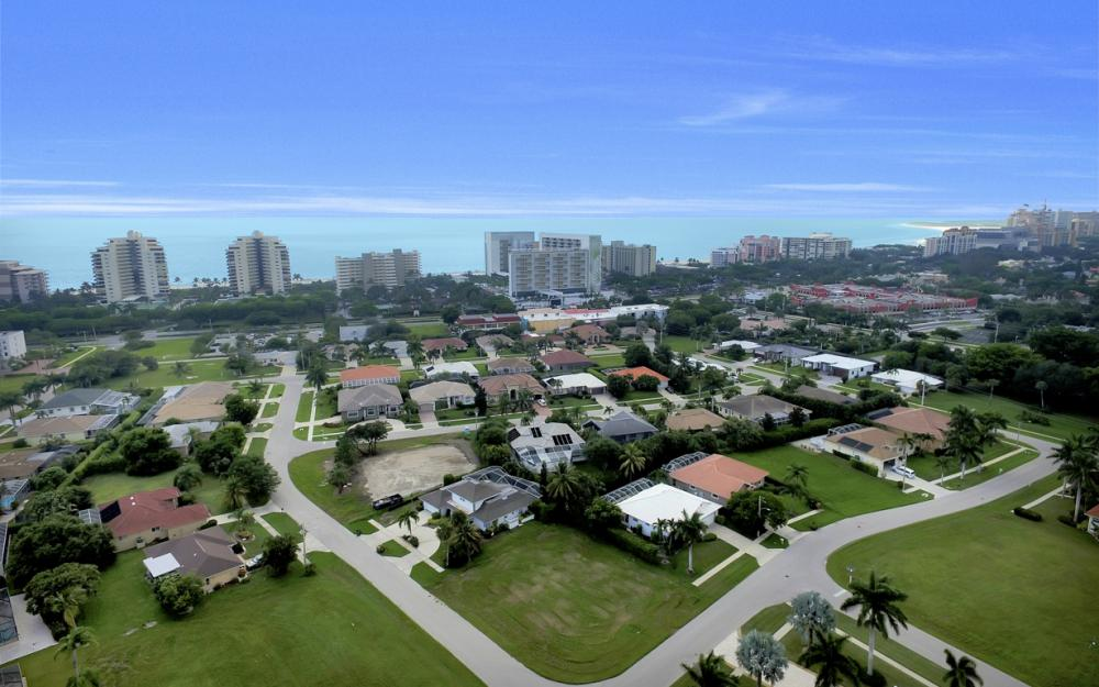 700 Amber Dr, Marco Island - Lot For Sale 205800242
