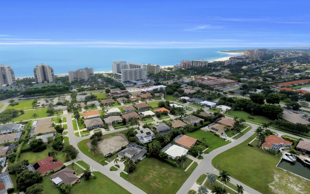 700 Amber Dr, Marco Island - Lot For Sale 454091398