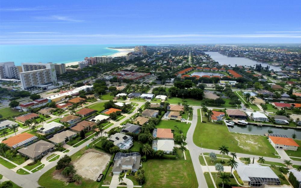 700 Amber Dr, Marco Island - Lot For Sale 479876319