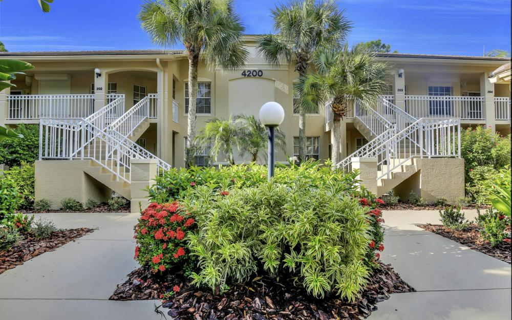 4200 Sawgrass  Point Dr #204, Bonita Springs - Condo For Sale 342027761