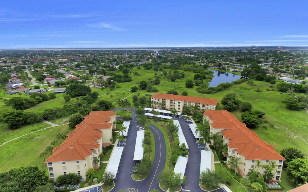 4015 Palm Tree Blvd #208, Cape Coral - Condo For Sale 256187164