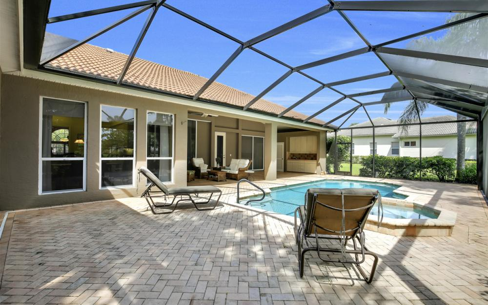 20256 Country Club Dr, Estero - Home For Sale 402219433