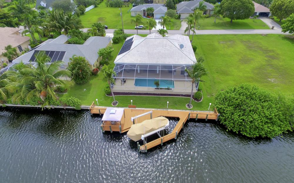 4001 SW 26th Ct, Cape Coral - Vacation Rental 1595368356