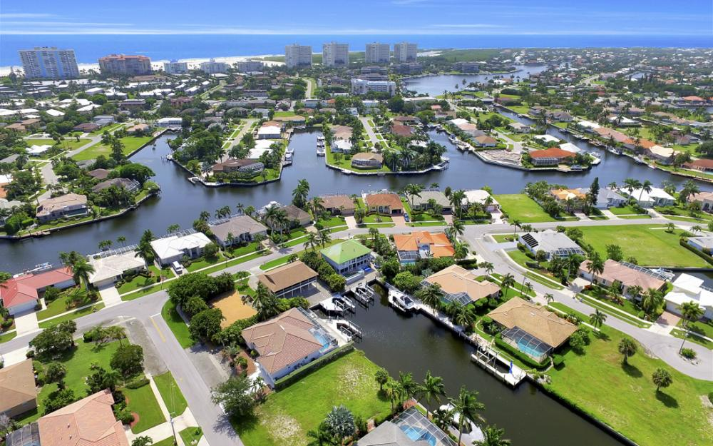 920 Ivory Ct, Marco Island - Lot For Sale 212026625