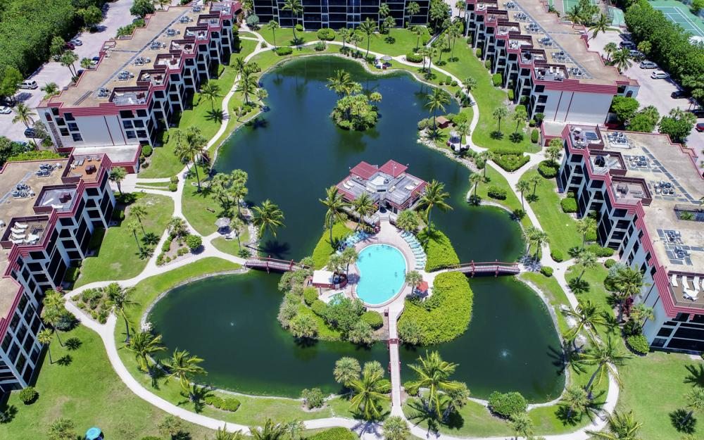 2445 West Gulf Drive A-21, Sanibel - Condo For Sale 10290415