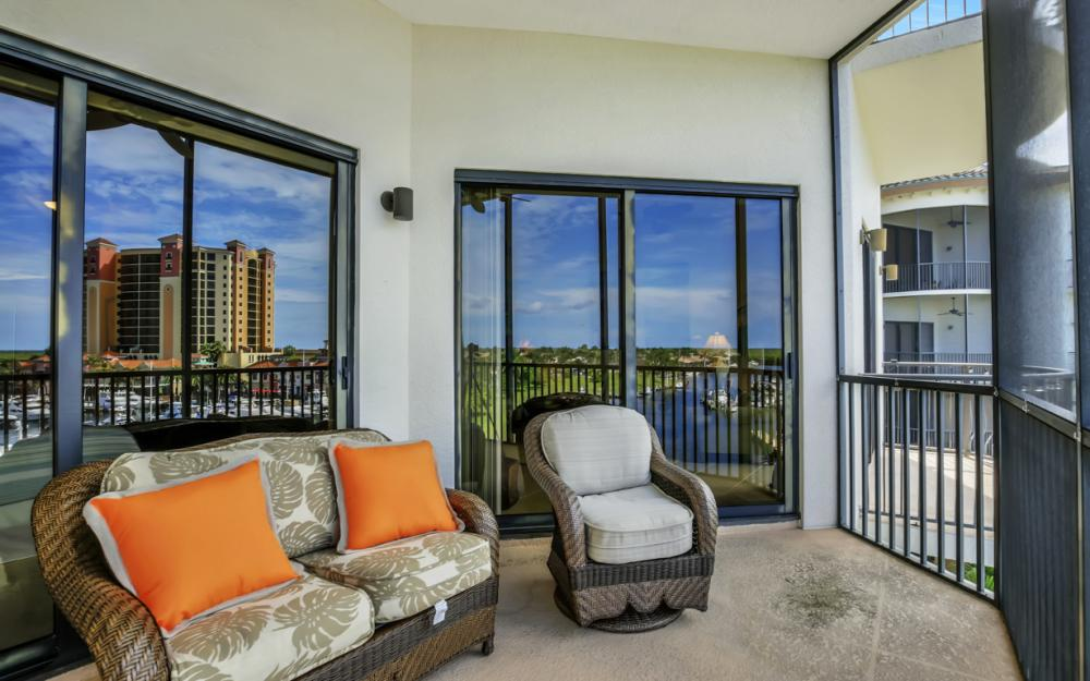 5702 Cape Harbour Dr #403, Cape Coral - Vacation Rental 370802354