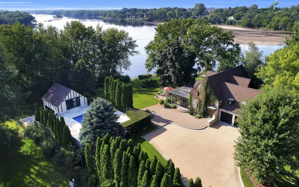 1001 W Hwy 33, Portage - River Luxury Home For Sale 2072451351