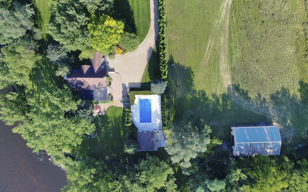1001 W Hwy 33, Portage - River Luxury Home For Sale 877194255
