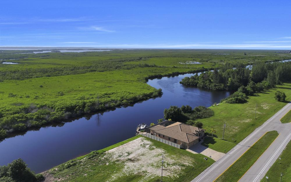 214 Old Burnt Store Rd S, Cape Coral - Lot For Sale  445594622