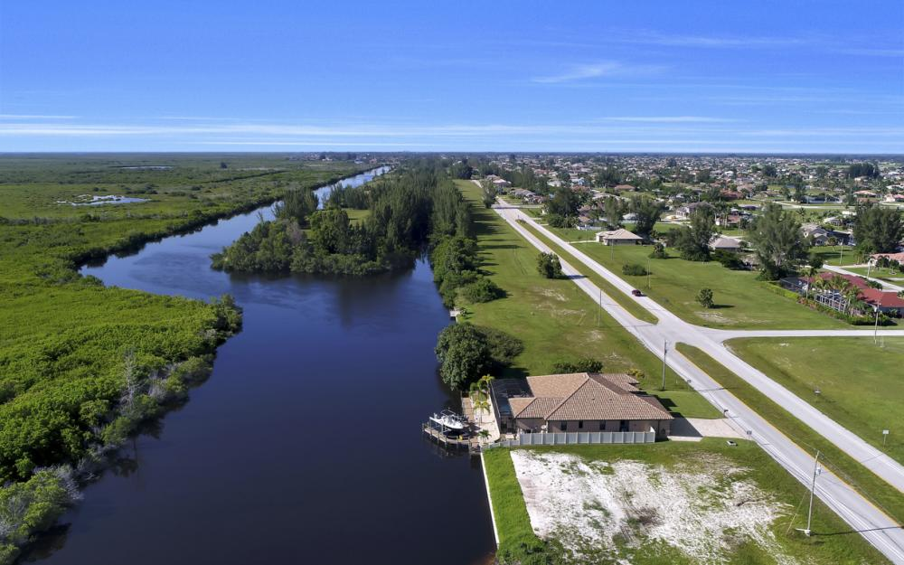 214 Old Burnt Store Rd S, Cape Coral - Lot For Sale  1527262037