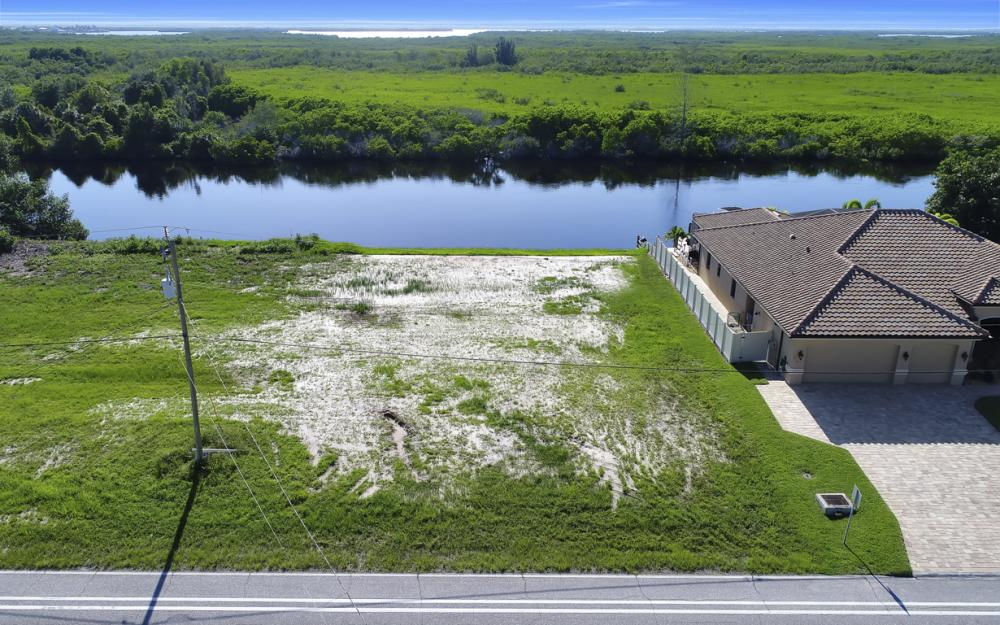 214 Old Burnt Store Rd S, Cape Coral - Lot For Sale  871143871