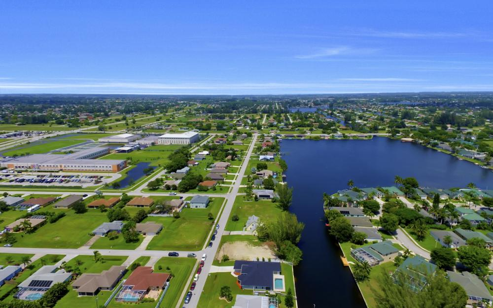 514 SW 22ns St, Cape Coral - Lot For Sale 40307139
