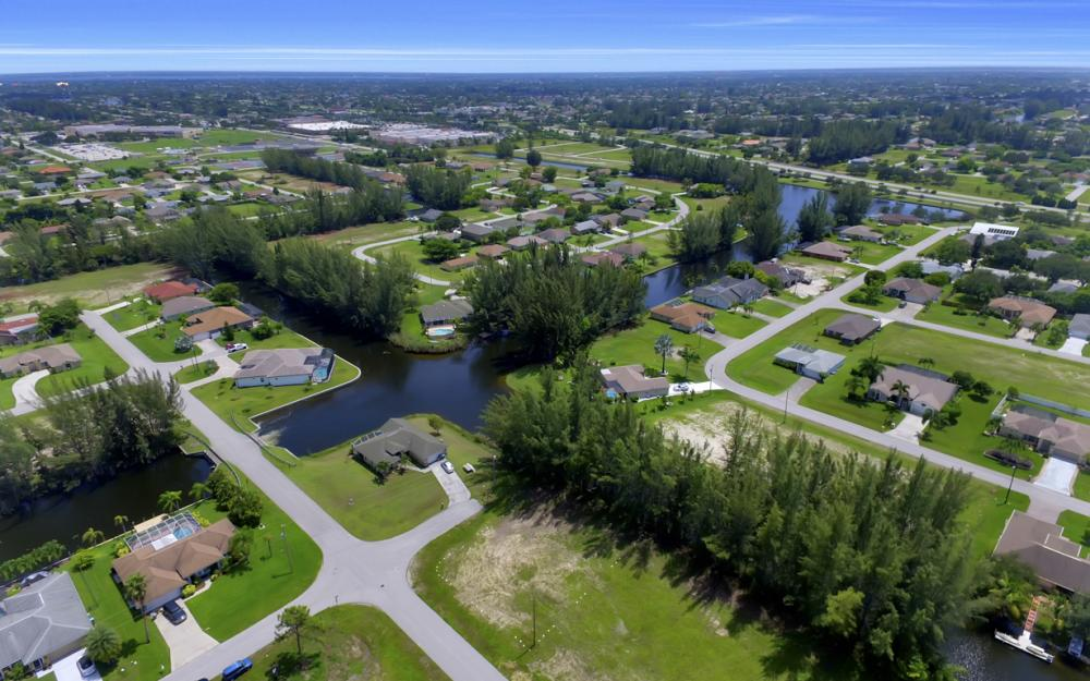 514 SW 22ns St, Cape Coral - Lot For Sale 613789993