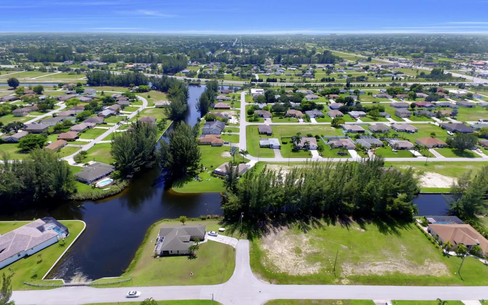 514 SW 22ns St, Cape Coral - Lot For Sale 168196427