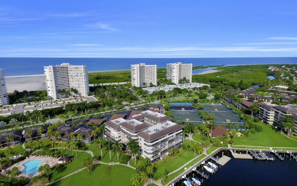 601 Seaview Ct APT C307, Marco Island - Condo For Sale 221825834