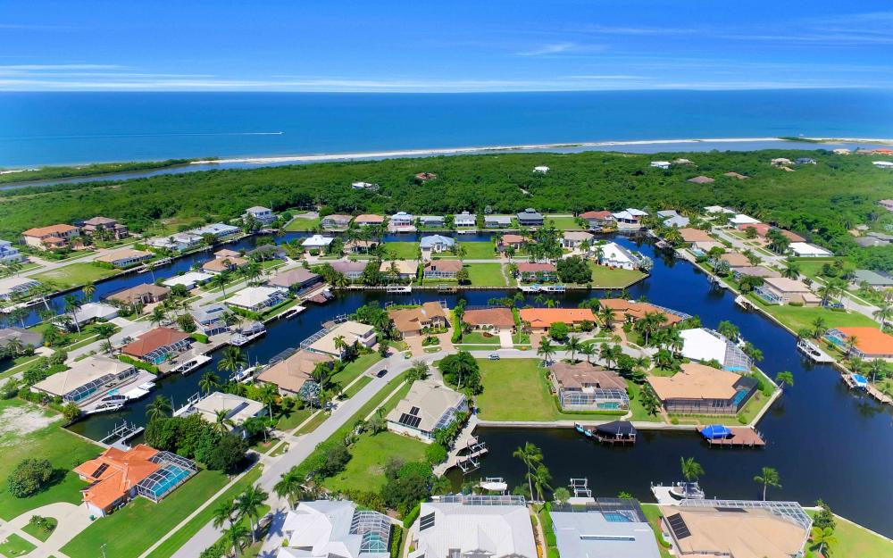 370 Cottage Ct, Marco Island - Lot For Sale 2014942610